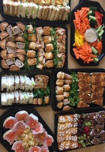 event and party catering leeds