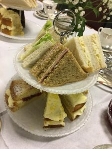 afternoon tea catering leeds