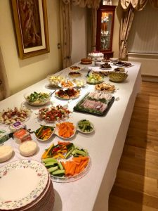 event and party catering leeds yorkshire