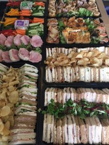 Business lunch corporate catering leeds