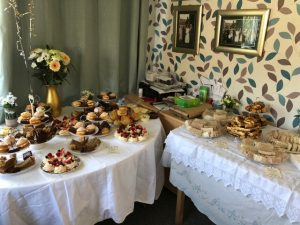 party food event catering leeds yorkshire