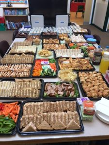 business corporate catering leeds