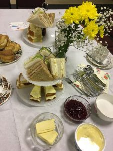afternoon tea party leeds