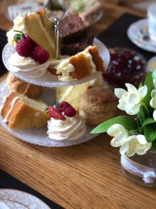 afternoon tea delivery leeds yorkshire
