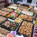 Event party food catering leeds
