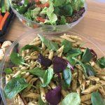 healthy buffet catering leeds