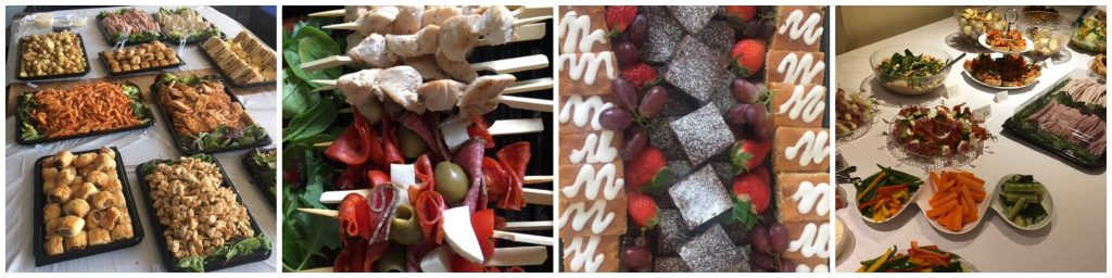 Party Catering yorkshire