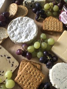 cheeseboard catering dinner parties leeds yorkshire