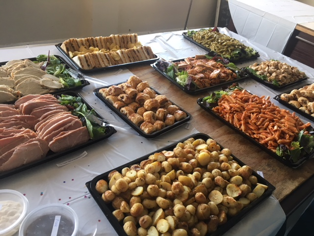 christmas party buffet leeds west yorkshire