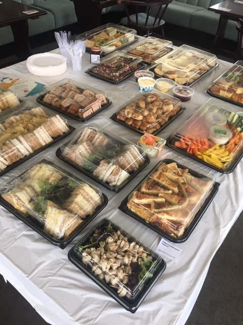 funeral buffet catering for wakes west yorkshire
