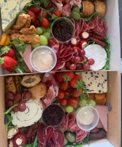 grazing boxes delivery leeds morley