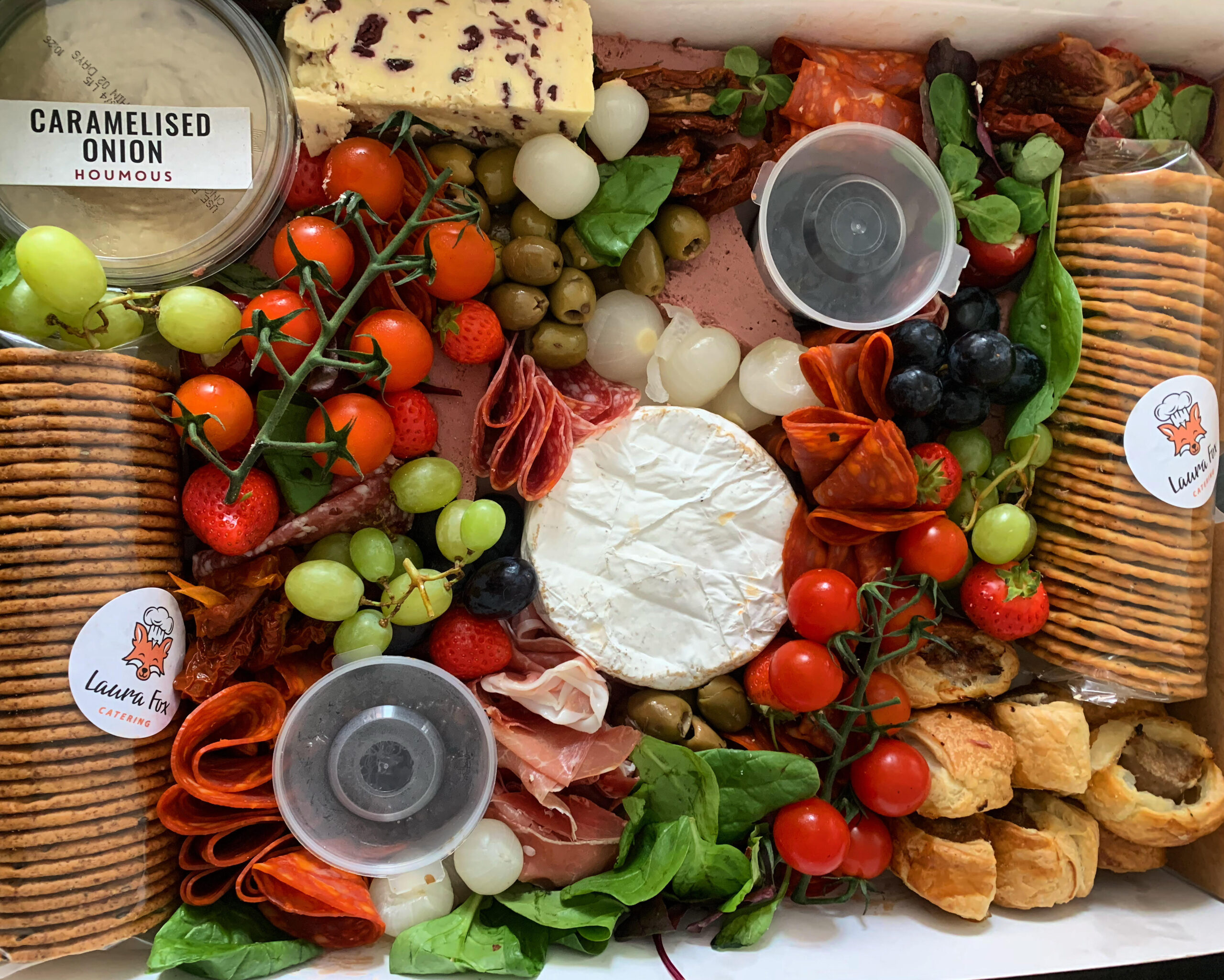 Cheeseboards Antipasti Platters Laura Fox Catering Leeds Yorkshire
